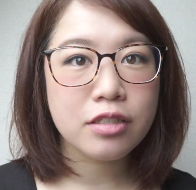 メガネっ子☆かんたんカラーライナーメイク!のAfter画像