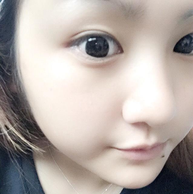 ♡猫目メイク♡のBefore画像