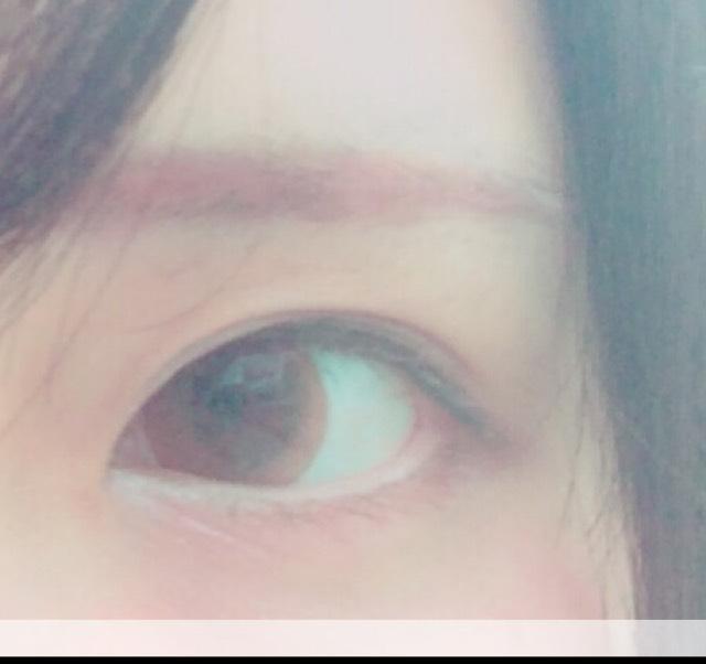 • ピンク眉♩
