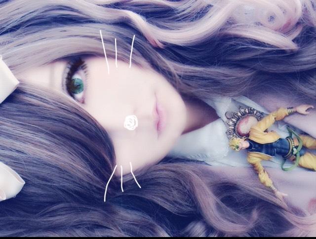 お人形さん/ロリータメイクのAfter画像