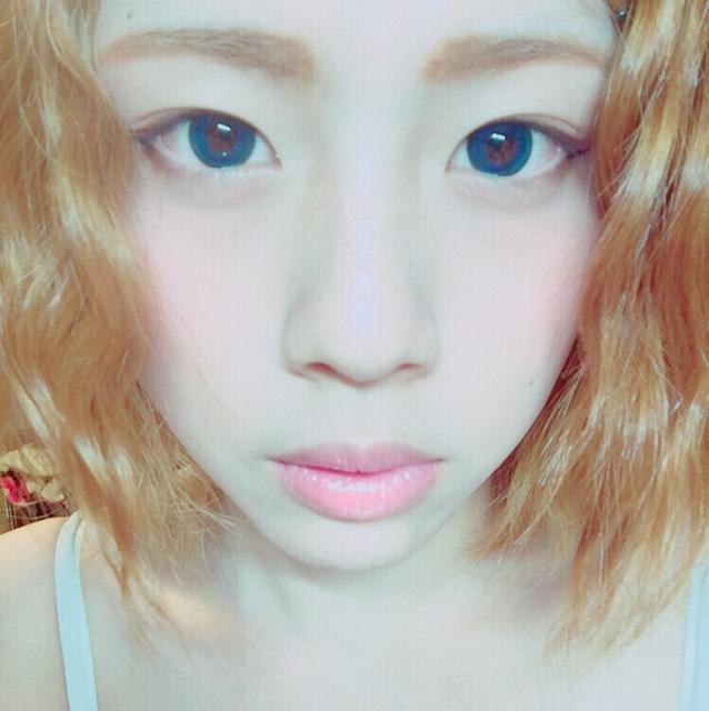青コン❤️ドーリー風メイクのAfter画像