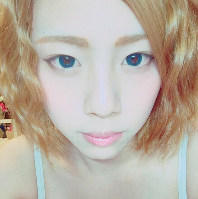 青コン❤️ドーリー風メイク