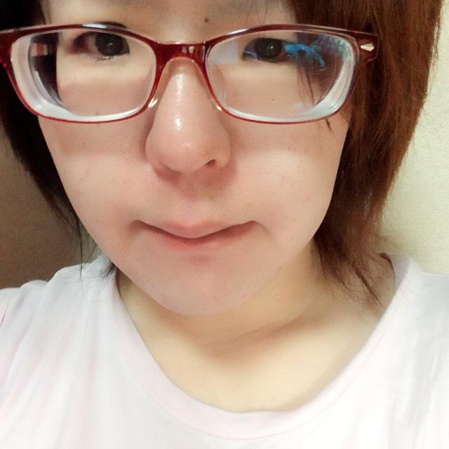スッピン(´・_・`)