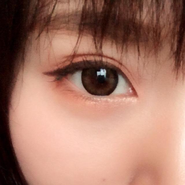 100均と韓国コスメのメイクのAfter画像