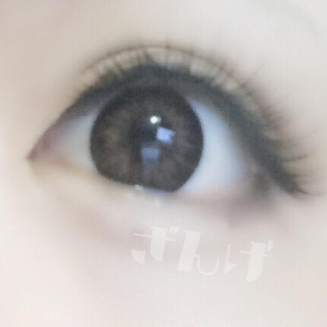 ♡丸目メイクのAfter画像