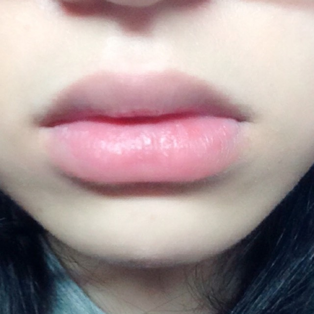 初心者用&腫れぼったい唇さん用のBefore画像