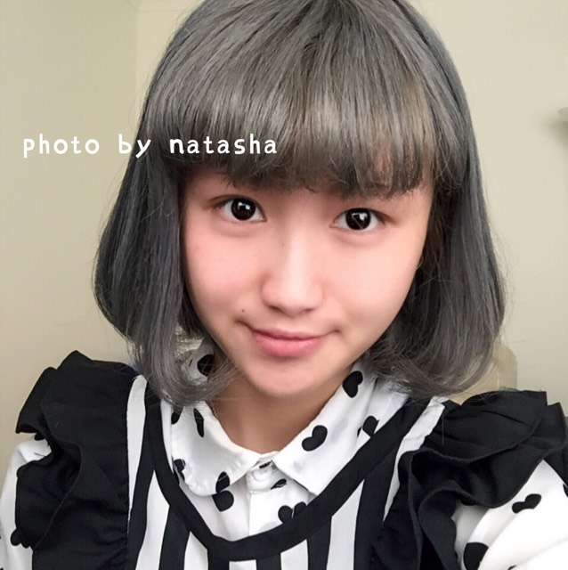 lolita waitress make upのBefore画像