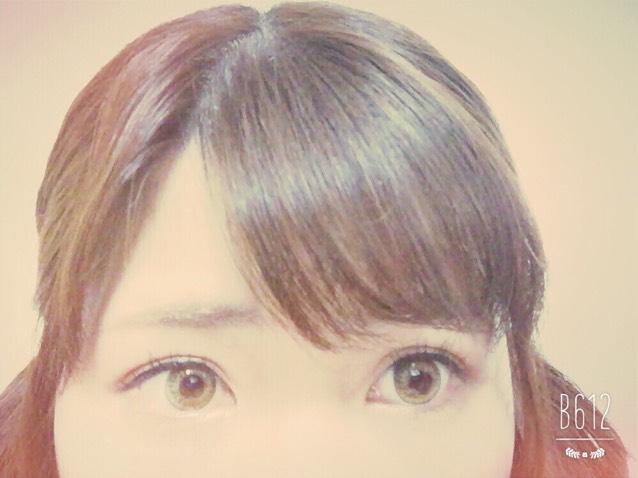 ♡ハーフ風make♡