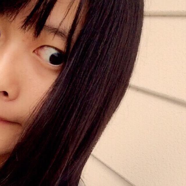 すっぴん風メイク( ¨̮ )のBefore画像