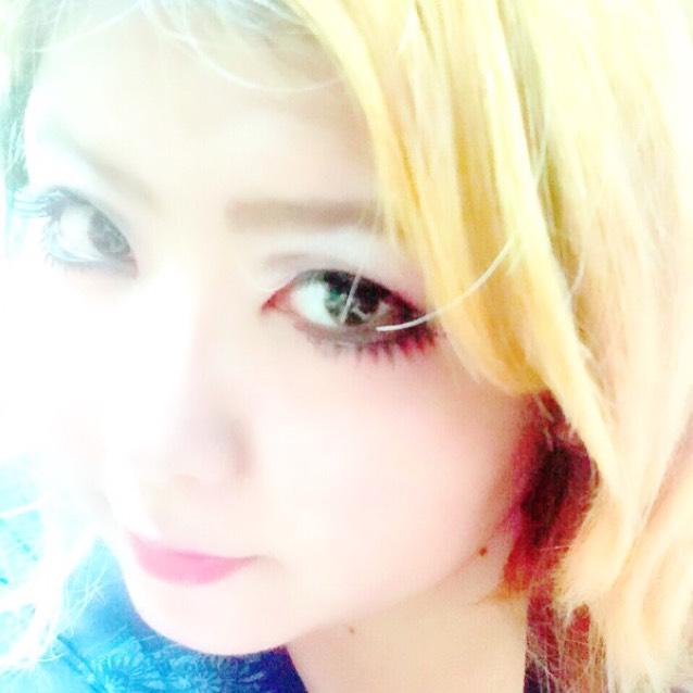 タレ目(ドール)メイクのAfter画像
