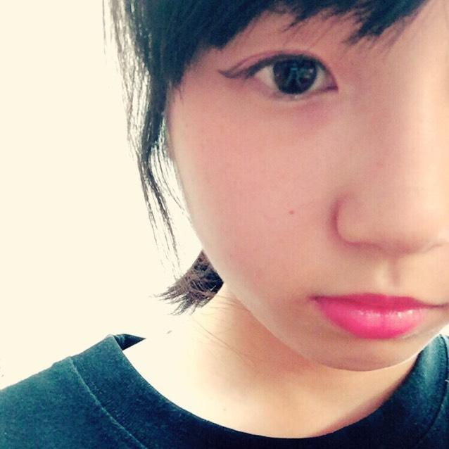 くちばしライン(^◇^)のAfter画像