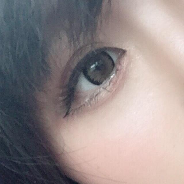 秋の濃い目メイクのAfter画像