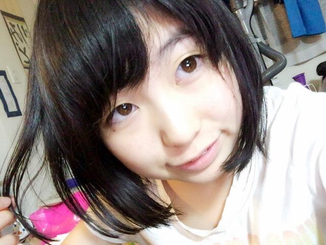 ラブライブ 小泉花陽風メイクのBefore画像