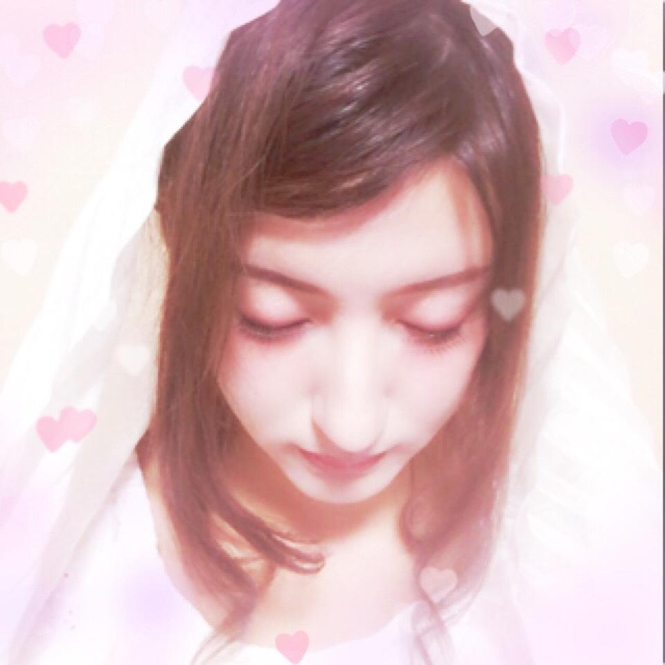 元のメイクは 幸せ花嫁メイク を見てね( ˆoˆ )/♡