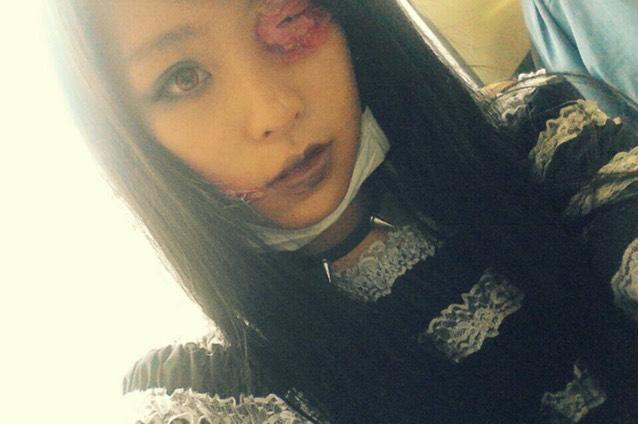 チャッキーの妹→片目つぶし
