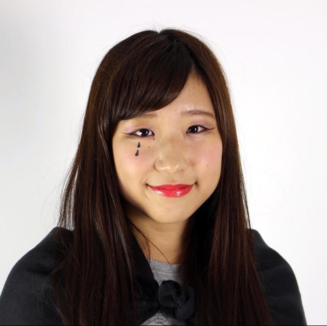 魔女メイク@REVLONハロウィンメイクのAfter画像