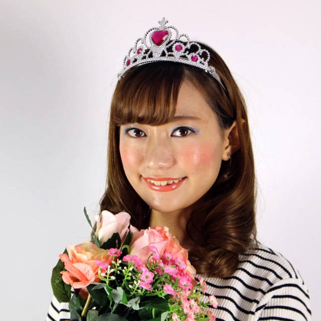 プリンセスメイク@REVLONハロウィンメイクのAfter画像