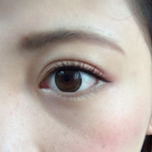 ビューラーでぐいーんっ マスカラぬりぬり  マスカラは韓国のやつです magic pole mascara