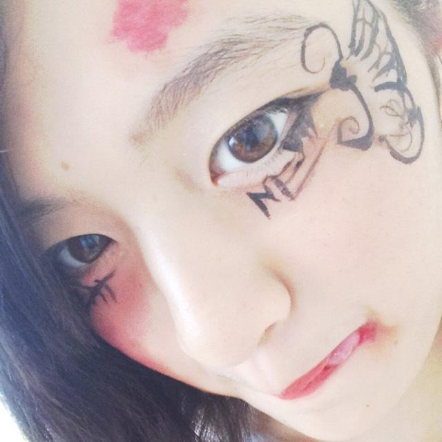 ハロウィンメイクコンテスト♡