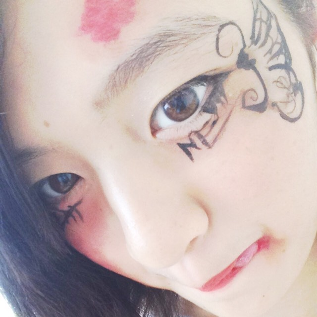ハロウィンメイクコンテスト♡のAfter画像