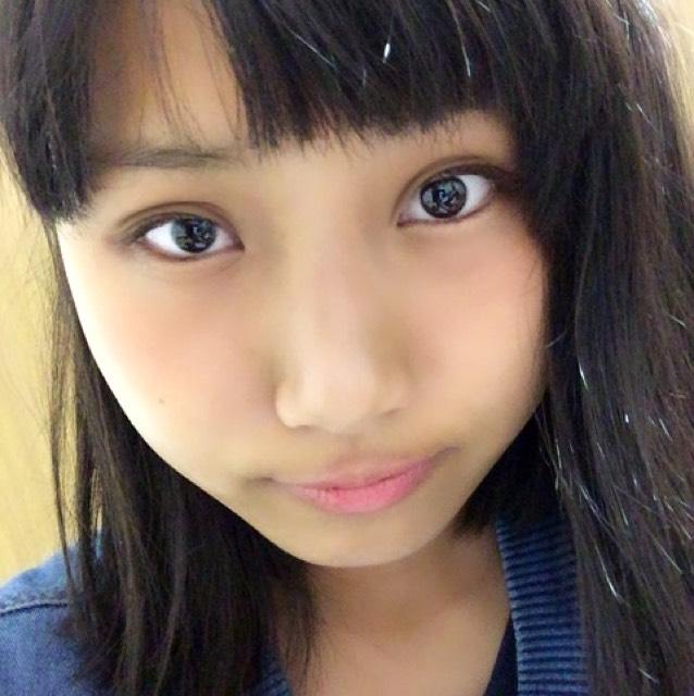 NMB48 矢倉楓子ちゃん(ふぅちゃん)風メイクのAfter画像