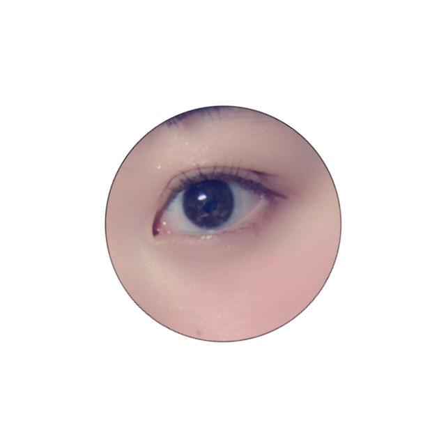 裸眼メイク