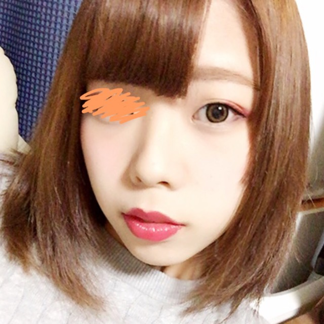 3色アイシャドウの濃いめメイク♡/のAfter画像
