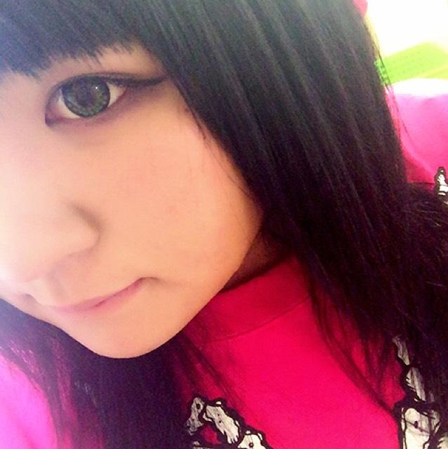ピンク×レッドメイクのAfter画像
