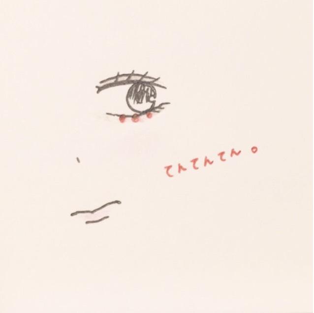 *下まぶたの粘膜を、ラメライナーでてんてんてん…と控えめに引きます。  これをするのとしないのでは、目のイキイキ度がかなり変わるのだ(ؓؒؒؑؑؖؔؓؒؐؐ⁼̴̀ωؘؙؖؕؔؓؒؑؐؕ⁼̴̀ )  (afterの9を使用)
