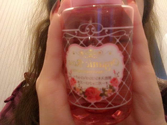 1.化粧水で肌を整える