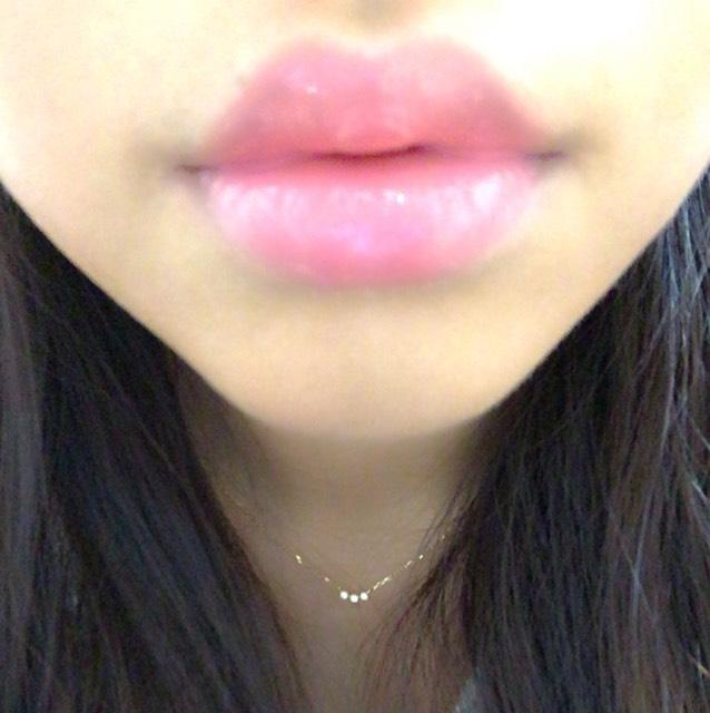 薄唇でも作れるポッテリ リップ