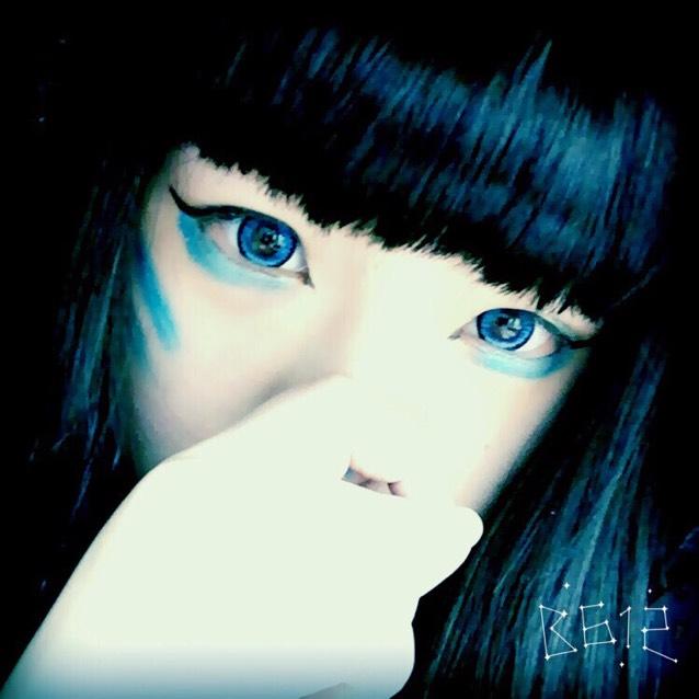 blue  make