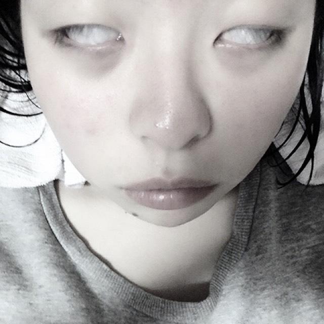 今すぐできる(?)傷メイク【血のり無し】のBefore画像