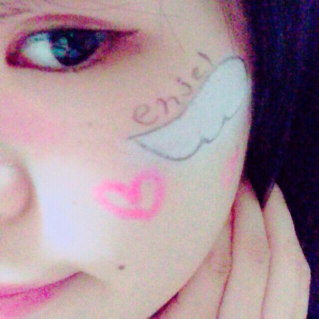 Anjel make ♡