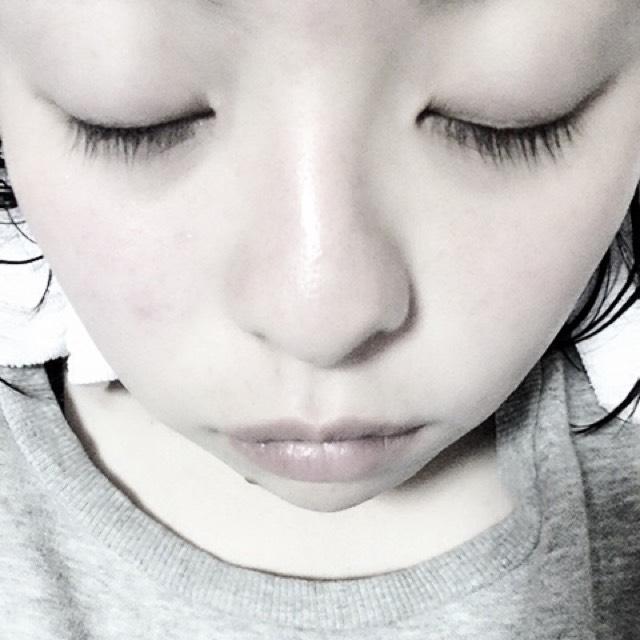 ハーフ風ドーリーメイク♡のBefore画像