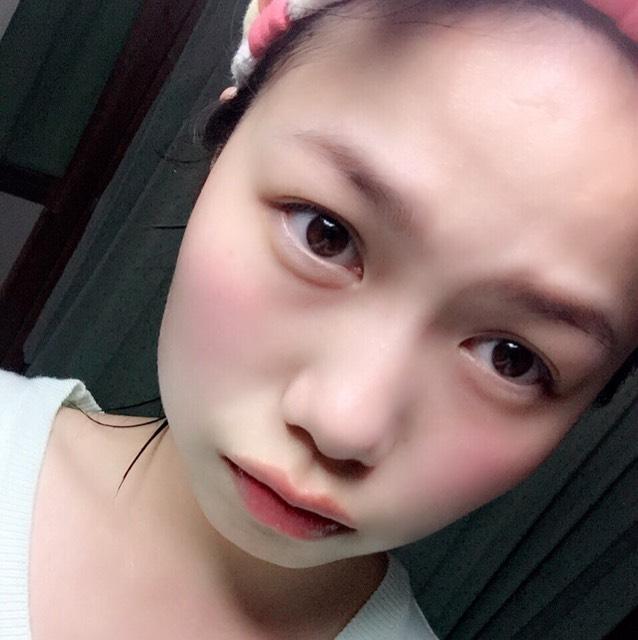 ピンク×ブラウンで女子力高めに♡のBefore画像