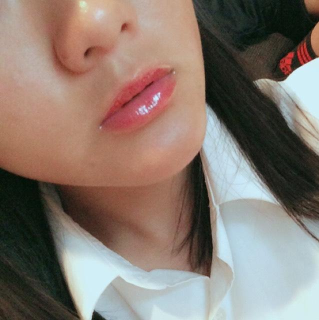 色気のあるぷるぷる唇のAfter画像