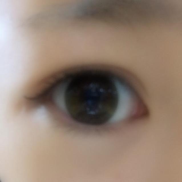 自己流メイク>>>>目のAfter画像