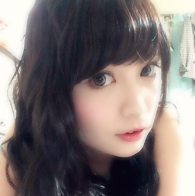 黒髪ギャル⑅◡̈*.