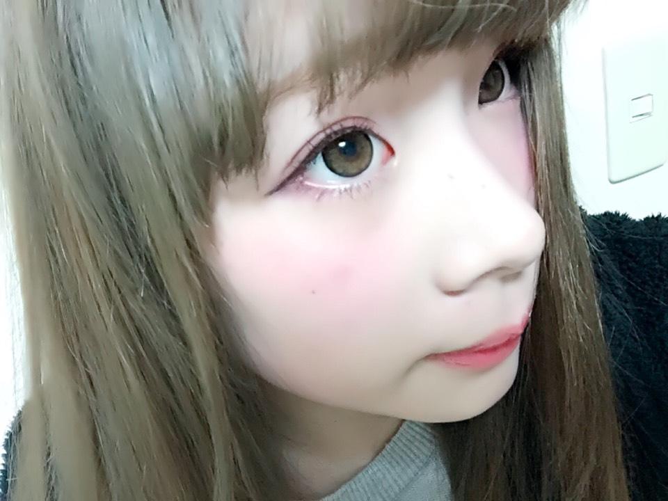 ピンクメイク〜〜