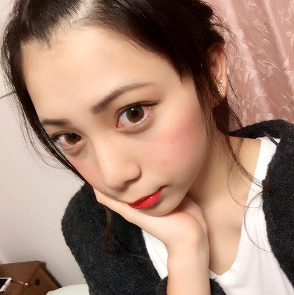 安井レイちゃん風メイクのAfter画像