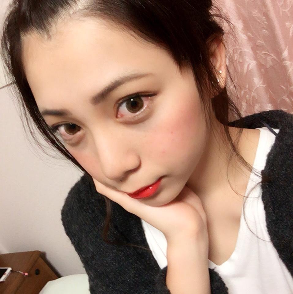 安井レイちゃん風メイク