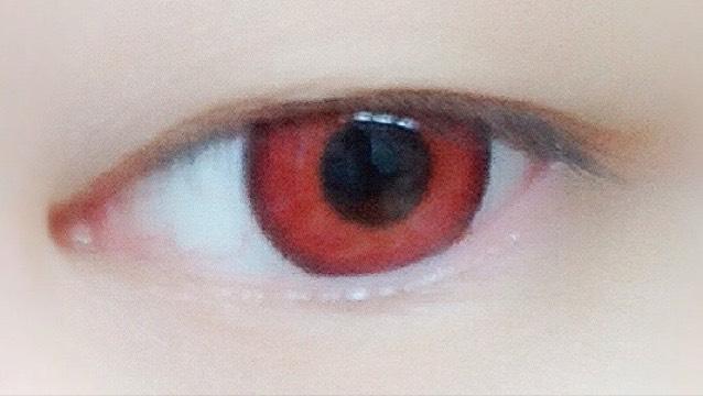 red Eye (ダブルライン)のBefore画像