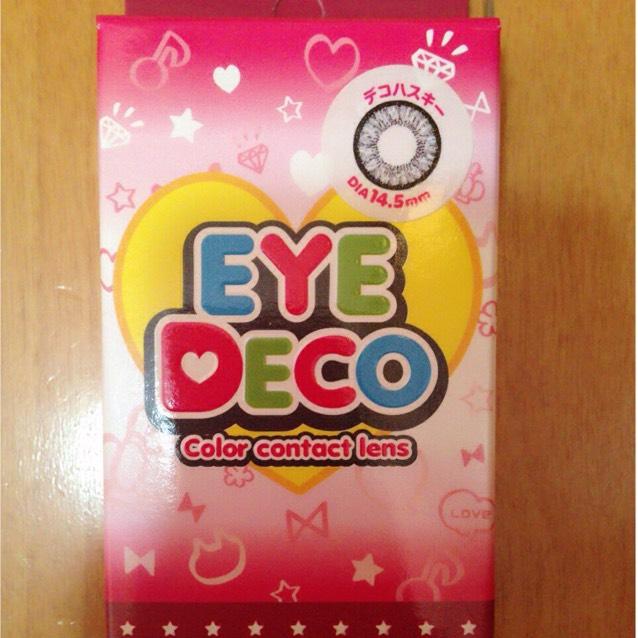 今回紹介するのは、 EYE DECO ファーストシリーズ ジュピターマンスリー デコハスキー 14.5mm です!