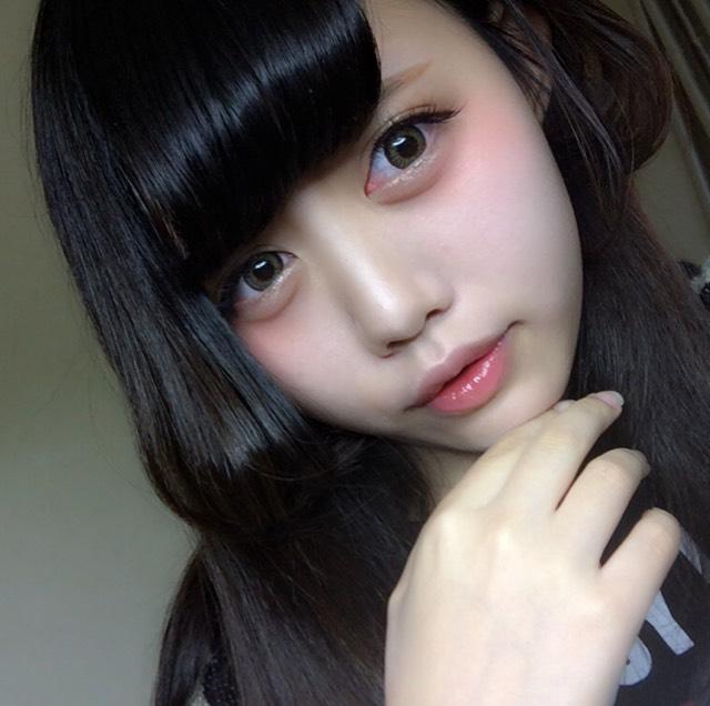 姫カットメイク❤️