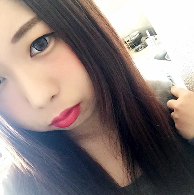 赤リップ♡のAfter画像