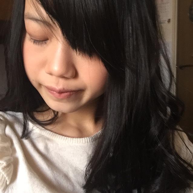 中途半端な前髪に…前髪ねじりアレンジ✨のBefore画像