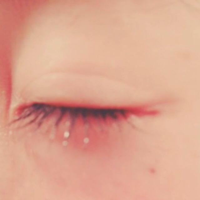 裸眼❅キラキラなお目目❅のAfter画像