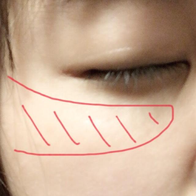 【 5 】チークは高め濃いめがpointです♡♡