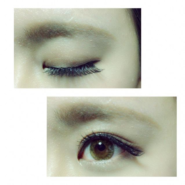 eyelash make